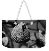 A Shell At The Shore Weekender Tote Bag