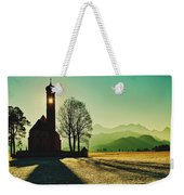 A Shining Light Weekender Tote Bag