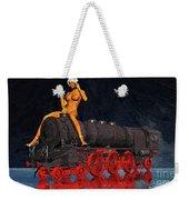 A Surrealist Lady Chatterley Weekender Tote Bag