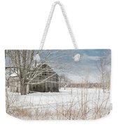 A Winters Day Weekender Tote Bag