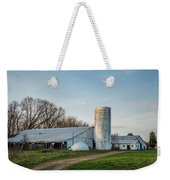 Abandoned Countryside Farm In The Afternoon Weekender Tote Bag