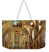 Abbey Of Montecassino Altar Weekender Tote Bag