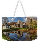 Abbey Reflection Weekender Tote Bag