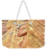 Above Wash 3 In Valley Of Fire Weekender Tote Bag