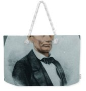 Abraham Lincoln, 16th American President Weekender Tote Bag by Science Source