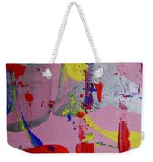 Abstract 10061 Weekender Tote Bag