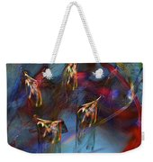 Abstract 102910 Weekender Tote Bag