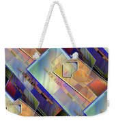 Abstract  145 Weekender Tote Bag