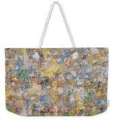 Abstract 189 Weekender Tote Bag