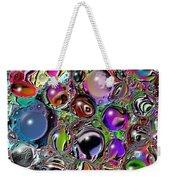 Abstract 62316.5 Weekender Tote Bag