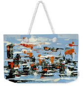 Abstract Art Project #25 Weekender Tote Bag