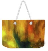 Abstract Background Structure With Oil Painting Texture In Tones Of Nature. Weekender Tote Bag