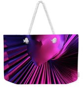 Abstract Human Head Weekender Tote Bag