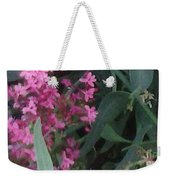 Abstract Landscape, Summer Theme Weekender Tote Bag