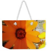 Abstract Landscape,summer Theme Weekender Tote Bag