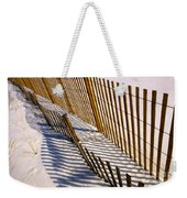 Abstract Ocean Love Weekender Tote Bag