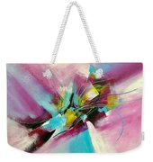 Abstract Painting Weekender Tote Bag