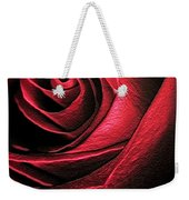 Abstract Rose Weekender Tote Bag