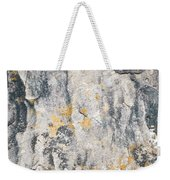 Abstract Texture Old Plaster Weekender Tote Bag