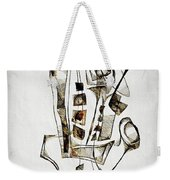 Abstraction 2844 Weekender Tote Bag