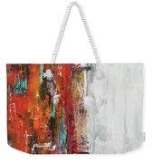 Abstraction Weekender Tote Bag