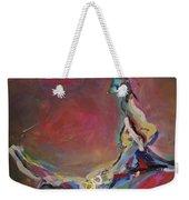 Abstraction#8 Weekender Tote Bag
