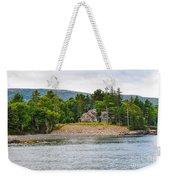 Coastal Acadia Weekender Tote Bag