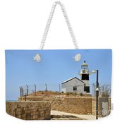 Acre, The Lighthouse  Weekender Tote Bag