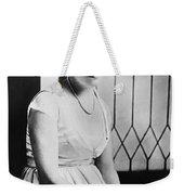 Actress Mabel Normand Weekender Tote Bag