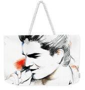 Adam Lambert Weekender Tote Bag