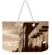 Adobe Sunset Weekender Tote Bag