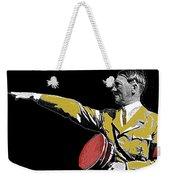Adolf Hitler Saluting  Circa 1933-2012  Weekender Tote Bag