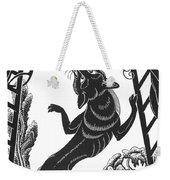 Aesop: Fox & Grapes Weekender Tote Bag