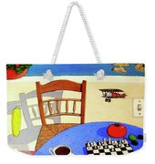 Afternoon Distractions Weekender Tote Bag