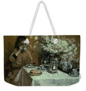 Afternoon Tea Weekender Tote Bag by Isidor Verheyden