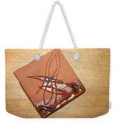 Agony - Tile Weekender Tote Bag
