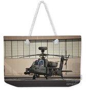 Ah-64d Apache Longbow At Pinal Airpark Weekender Tote Bag