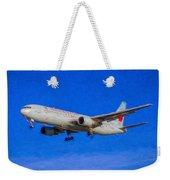 Air Canada Boeing 767 Art Weekender Tote Bag