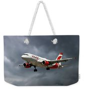 Air Canada Rouge Airbus A319-114 Weekender Tote Bag