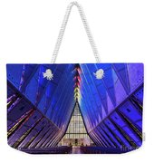 Air Force Academy Cadet Chapel Weekender Tote Bag