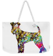 Airedale Terrier Weekender Tote Bag