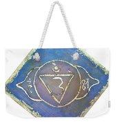 Ajna - Third Eye Chakra  Weekender Tote Bag
