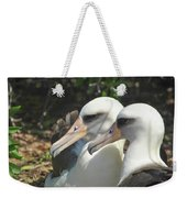 Albatross Lovers Weekender Tote Bag