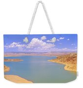 Albiquiu Reservoir, Route 84, New Mexico Weekender Tote Bag