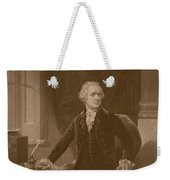 Alexander Hamilton - Two Weekender Tote Bag