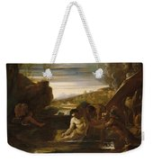 Alexander The Great Rescued From The River Cydnus Weekender Tote Bag
