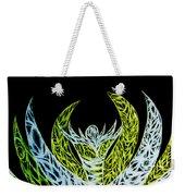 Alien Flower Weekender Tote Bag