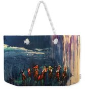 All Out Weekender Tote Bag