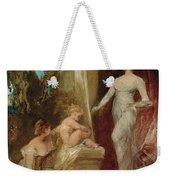Allegory Of Painting Weekender Tote Bag