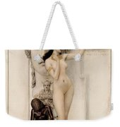 Allegory Of Sculpture Weekender Tote Bag